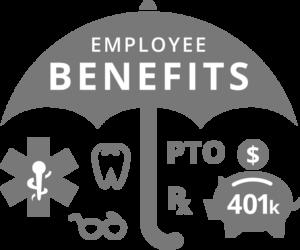 Employee Benefits (via Sanborn Career)